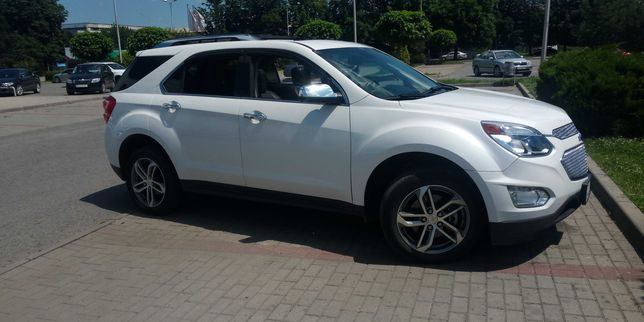 Продам Chevrolet Equinox LTZ AWD Flex Fuel