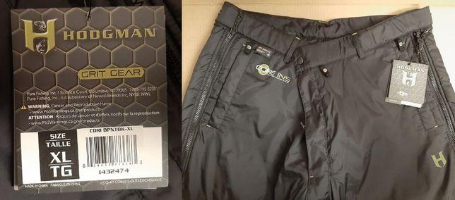 Spodnie wędkarskie ocieplacze Hodgman Core INS™ Bib Liner Pant