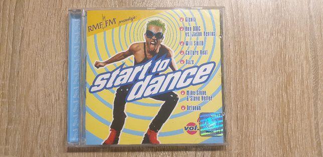 Start to Dance vol. 1_Składanka_Płyta CD_Oryginał (hologram)
