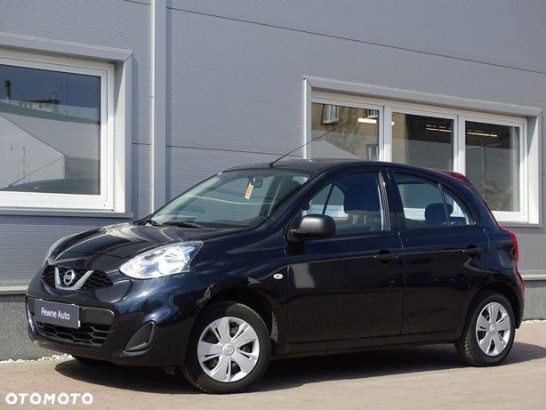 Nissan Micra 1.2 Visia 80km I Właściciel Krajowy Bezwypadkowy