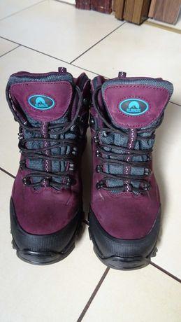 Damskie buty trekkingowe ELBRUS jak nowe rozm. 38