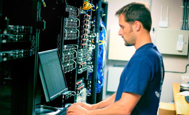 Системный администратор, IT обслуживание офисов и предприятий