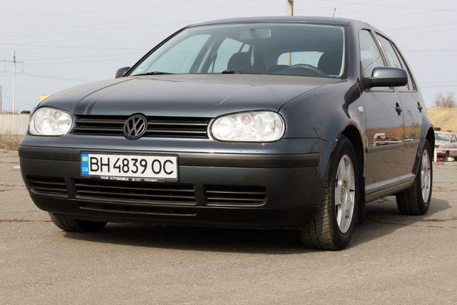 сежепригнанный Volkswagen Golf 4 1.4 бензин, механика