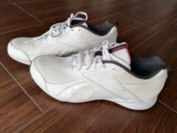 damskie buty REEBOK DMXRide biale