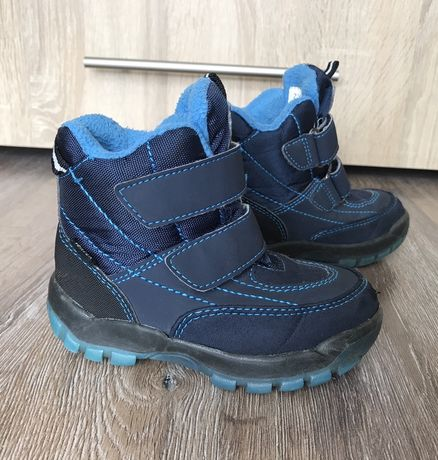 Ботинки на осень TenTEX