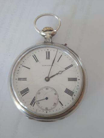 Relógio de bolso Longines Grand Prix Paris 1889