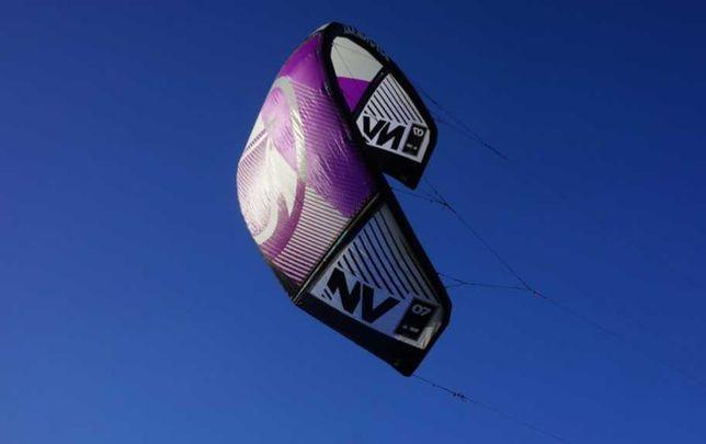 Latawiec 7m kitesurfing Liquid Force NV 2018