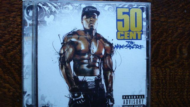 продам СD диск 50 cent альбом The Massacre