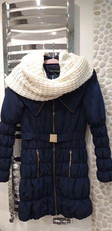 Piękny płaszcz kurtka top secret roz S