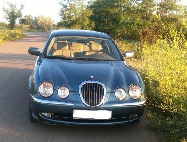 Jaguar S-TYPE 2000г.