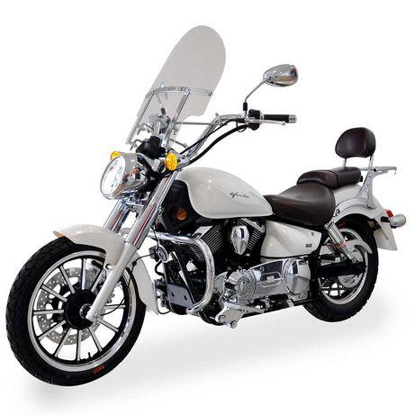 Мотоцикл  чоппер Lifan LF250-D