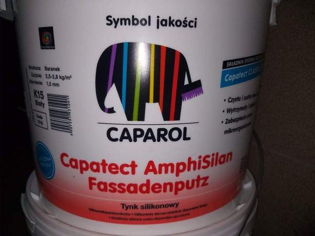 tynk silikonowy Caparol 25kg