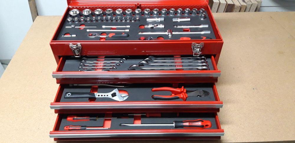 Zestaw narzędzi + skrzynka Rostworowo - image 1