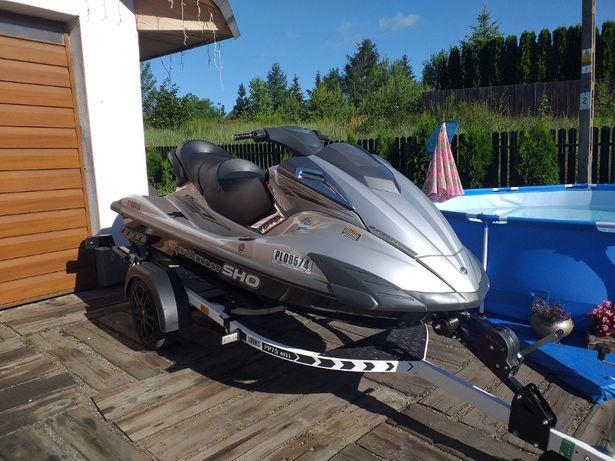 Skuter Wodny Yamaha FX SHO Cruiser 1.8 Turbo 250 KM