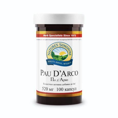 Под Арко (Pau D'Arco) - противовирусное, антибактериальное