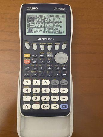 Maquina calcular casio
