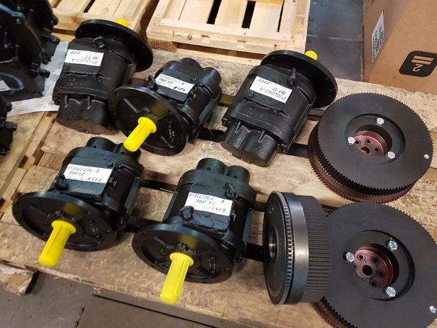 kompresor śrubowy sprężarka śrubowa moduł sprężający stopień