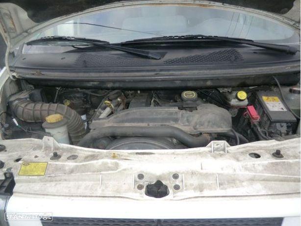 Motor Ford Transit 2.4Di 125cv D4FA DOFA  Caixa De Velocidades Automatica + Motor De Arranque + Alternador + Compressor Arcondicionado + Bomba Direção
