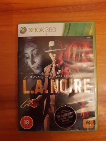 Gra L.A. Noire na Xbox 360