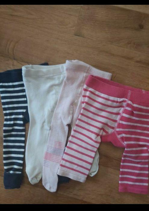 Колготы 4шт штаны штанишки 0-3мес Шостка - изображение 1