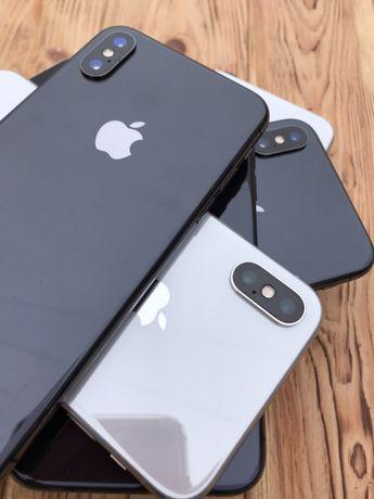 Apple iPhone X 256 gb silver space gray neverlock Б/У айфон + подарок
