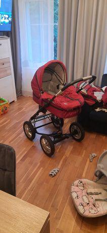 Wózek Mutsy Sports 01 baby team spacerówka i gondola