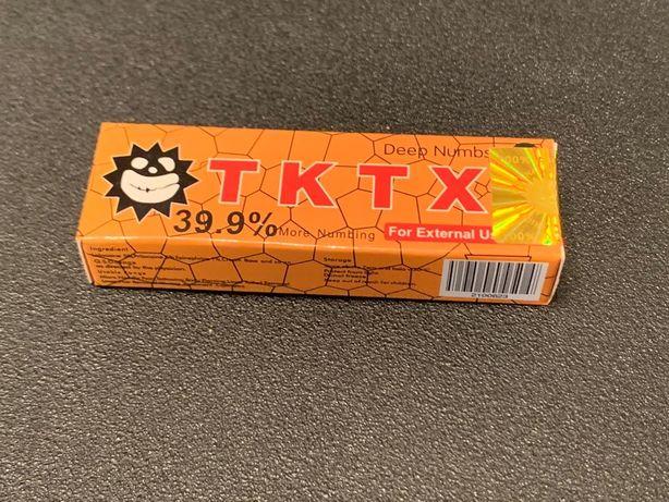 Krem znieczulenie do tatuażu TKTX Gold 40%