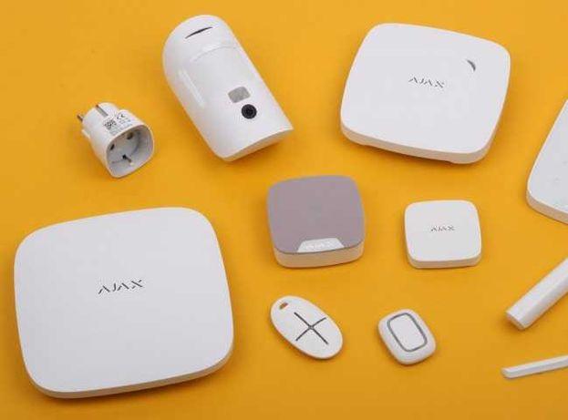 Сигнализация Ajax StarterKit StarterKit Cam Plus Ajax