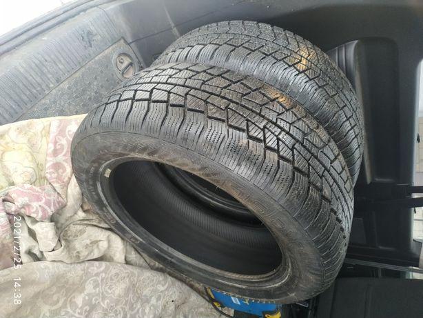 Зимняя резина Gislaved Evro frost 6 215/55 R17 98V XL