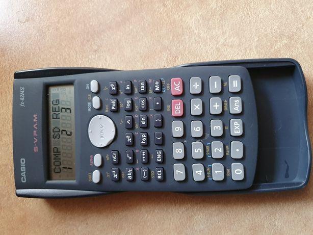 ROZbudowany Kalkulator CASIO