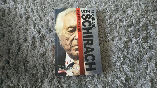 Ferdiand Von Schirach - Przestępstwo