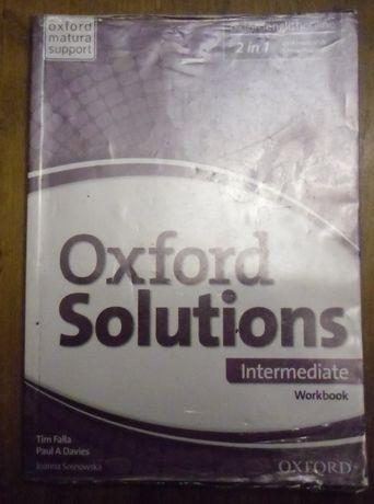 Sprzedam Oxford Solutions