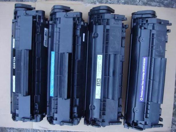 Картридж для принтера HP 1010/1018/1020/1022/3055 и другие (Q2612A)