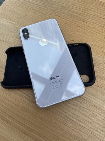 Iphone X stan igła