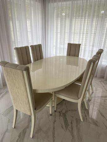 Комплект стол и стулья Turri