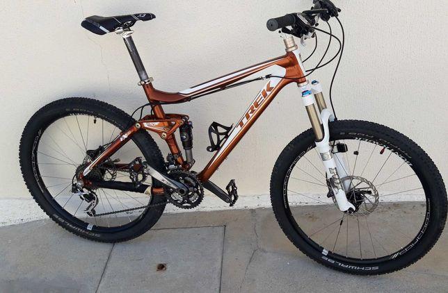 Bicicleta btt trek full ex8