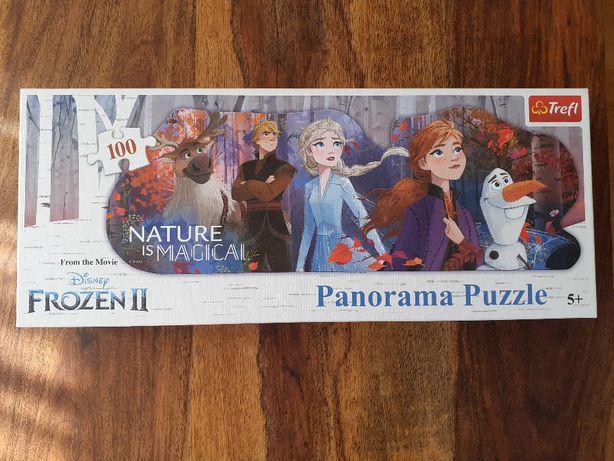 Puzzle Frozen II - Kraina Lodu 100 elementów
