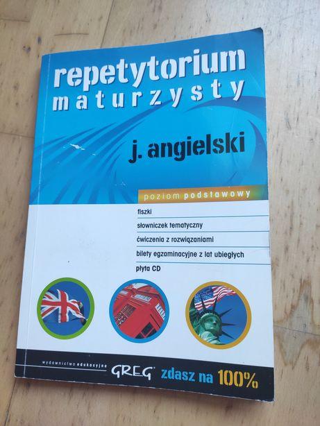 Repetytorium maturzysty j.angielski poziom podstawowy
