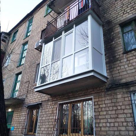 Окна,балконы,лоджии скидки до 35%