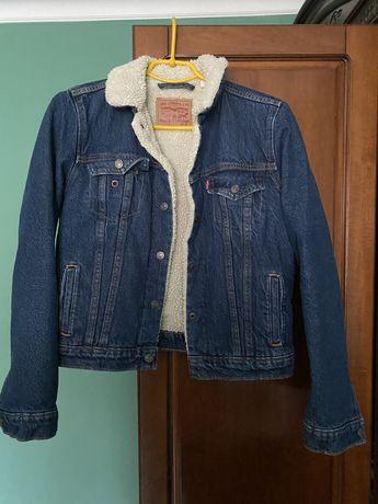 Куртка джинсовая Levi's