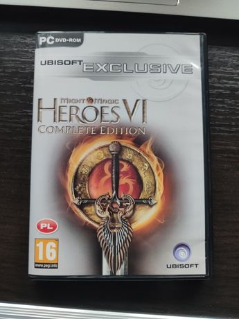 Might & magic Heroes VI complete edition UBISOFT EXCLUSIVE