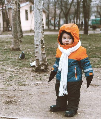 Комбинезон комбез детский зимний