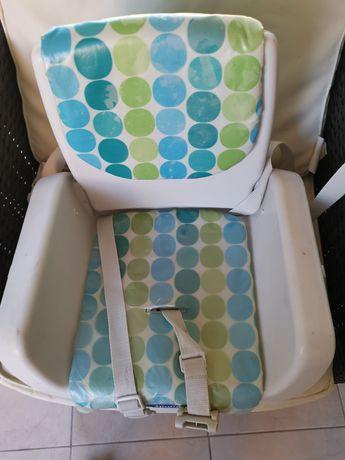 Cadeira de bebé para refeição da chico