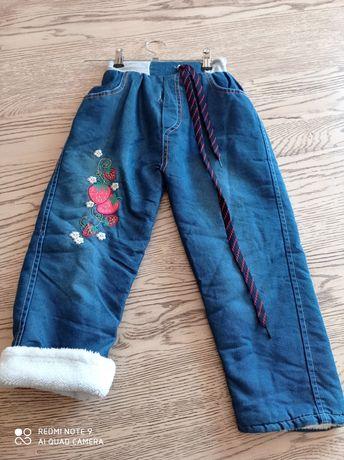 Нові дитячі джинси
