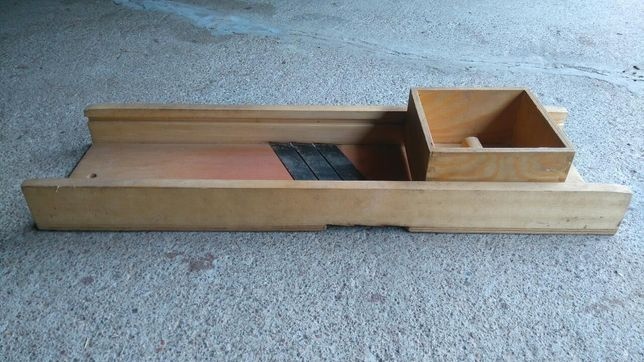 szatkownica do kapusty drewniana ręczna