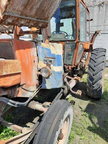 Трактор ЮМЗ    ПЄ 08
