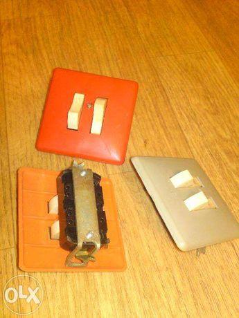 Продам выключатели для света на две клавиши