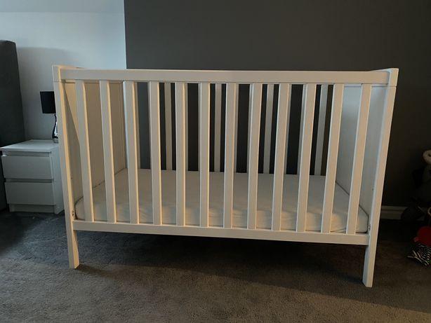 Łóżeczko IKEA Sundvik 60x120