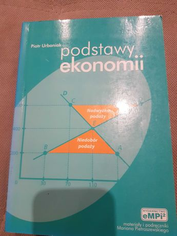 Podstawy ekonomii Piotr Urbaniak