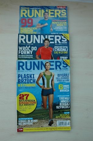 Runners 3 magazyny
